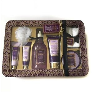 Lacura Botanical Luxury 7 Piece Body Argan Set New